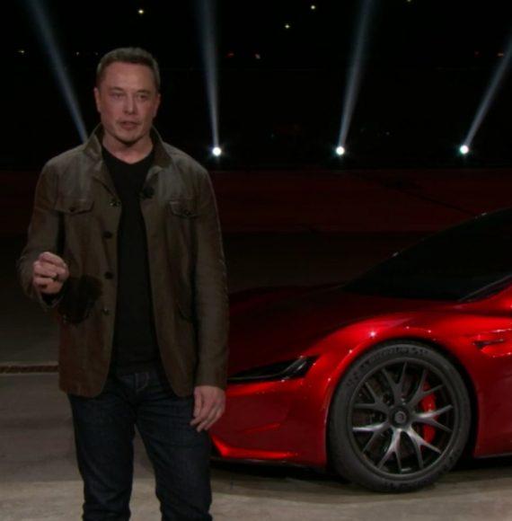FOTOS: Así es el nuevo auto deportivo de Tesla (que nunca podremos tener)