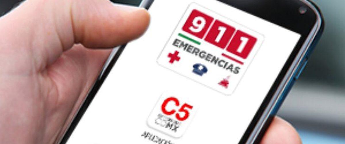 Estos serán los cambios que le harán a la app 911 CDMX