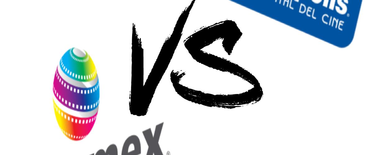 Cinemex vs Cinépolis, la guerra por la pantalla grande