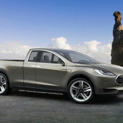 Elon Musk prometió que Tesla producirá una camioneta pickup eléctrica