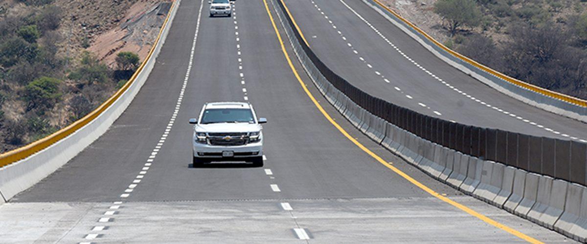 Así invierte México en modernizar las autopistas