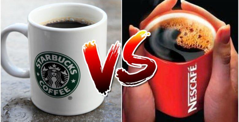 Así es como Nescafé planea hacerle la competencia a Starbucks