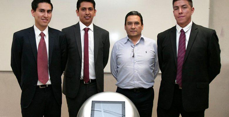 Estos mexicanos crearon un robot que llevará lo que le pidas a tu casa