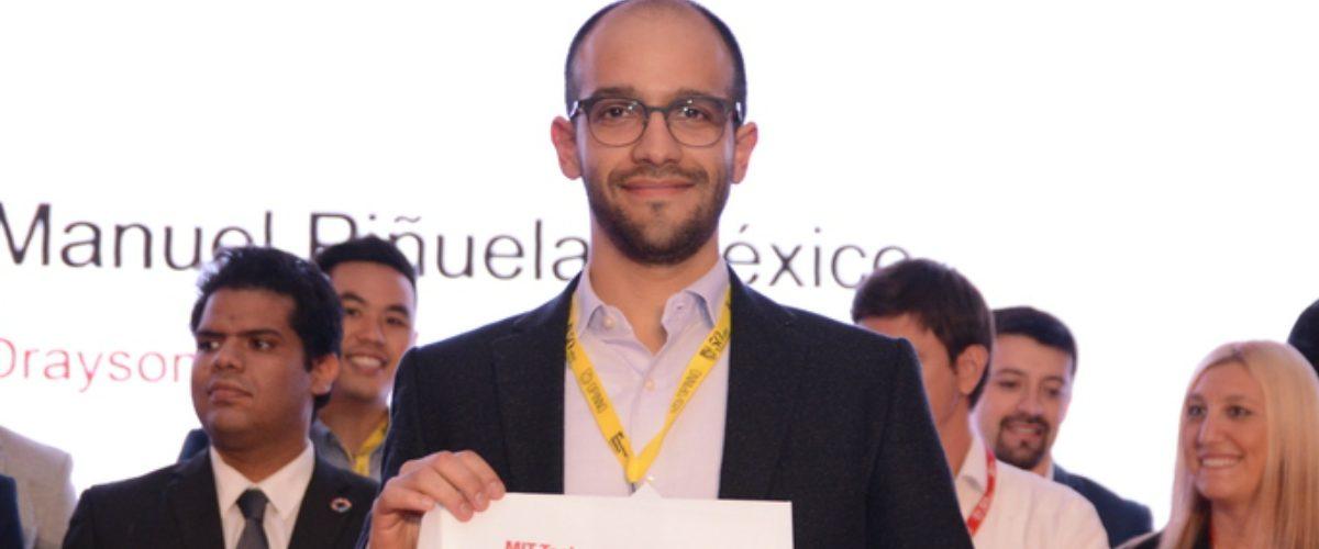Este mexicano le da al mundo una nueva forma de generar energía