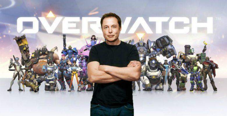 Los 7 fabulosos videojuegos con los que Elon Musk se sacude el estrés