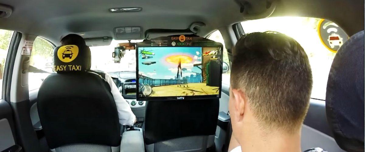Despídete de los trayectos aburridos, esta será la nueva forma de viajar en taxi