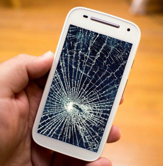No más pantallas rotas de smartphone. Esta es la solución