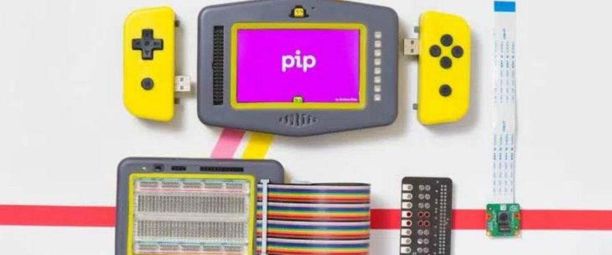 Pip, el famoso dispositivo que enseñará a los niños a programar