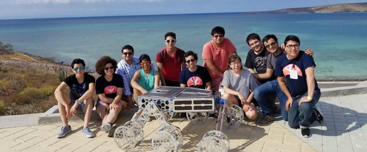 El impresionante robot de estos mexicanos llegará a la NASA