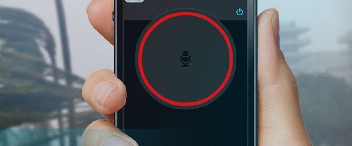 Esta app es como un walkie-talkie para emergencias