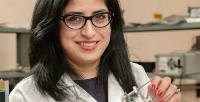 Ella es la ingeniera mexicana que llevará realidad virtual al espacio