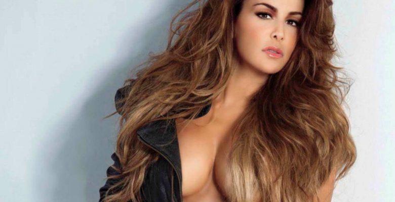 Ninel Conde revela foto desnuda ante intento de extorsión