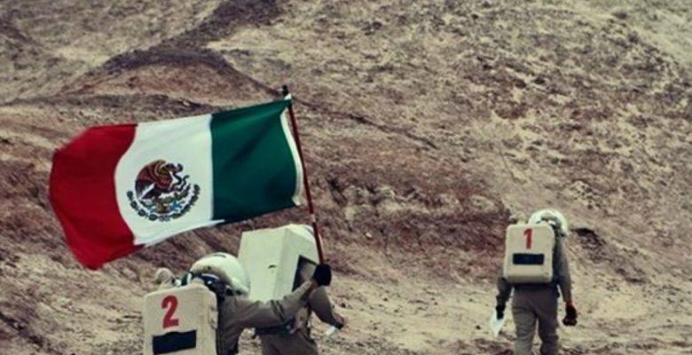 Mexicanos participan en simulación de viaje a Marte