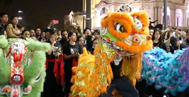 Así se festejará el Año Nuevo chino en la Ciudad de México