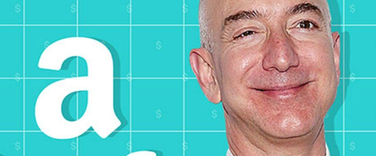 Así fue como Jeff Bezos, el hombre más rico de la era moderna logró su fortuna