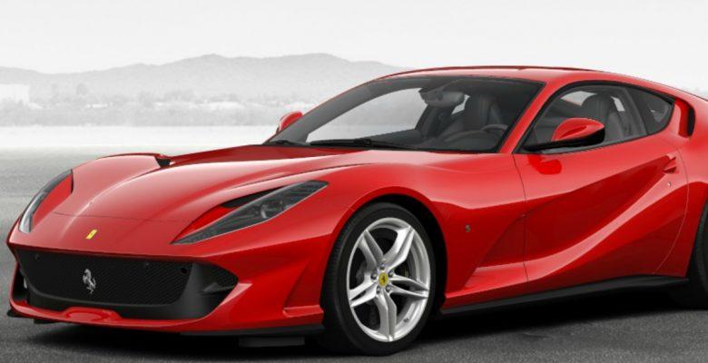 Ferrari lanzará superdeportivo eléctrico para competir con Tesla