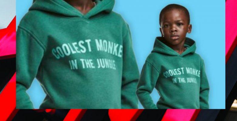 La marca de ropa H&M fue acusada de racismo por usar a un niño negro para modelar una sudadera
