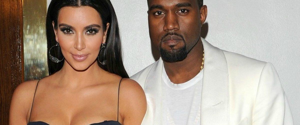Kanye West regaló a Kim Kardashian acciones de importantes empresas como Apple y Amazon