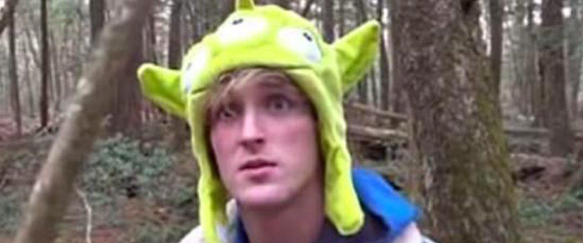 Así castigará YouTube a Logan Paul por mostrar un cadáver