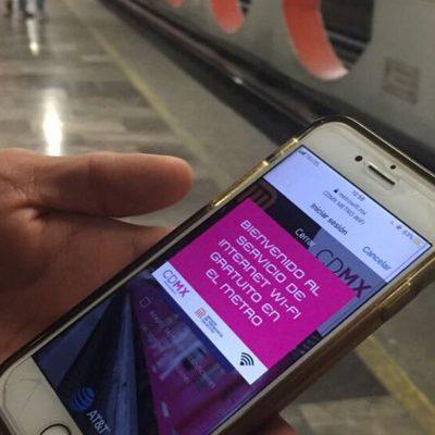 ¿Viajas en esta línea del Metro? En unos días tendrás internet gratuito