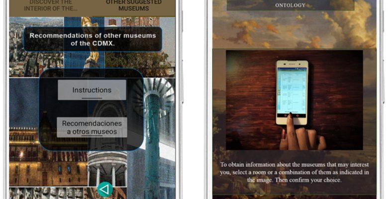 Munapp, la app creada por universitarios para conocer más del Munal