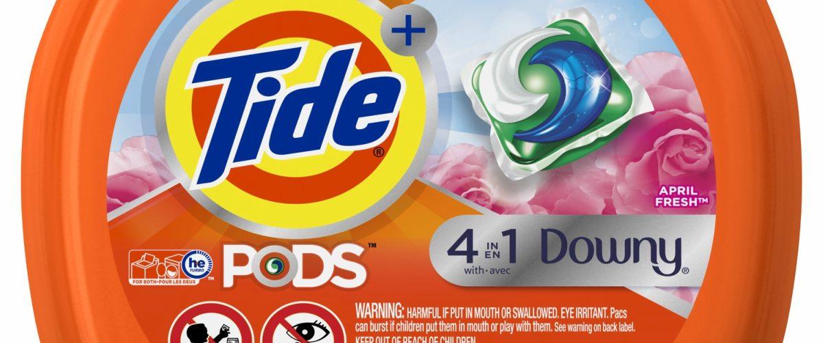 Tide Pod, el mortal reto viral de comer cápsulas de detergente