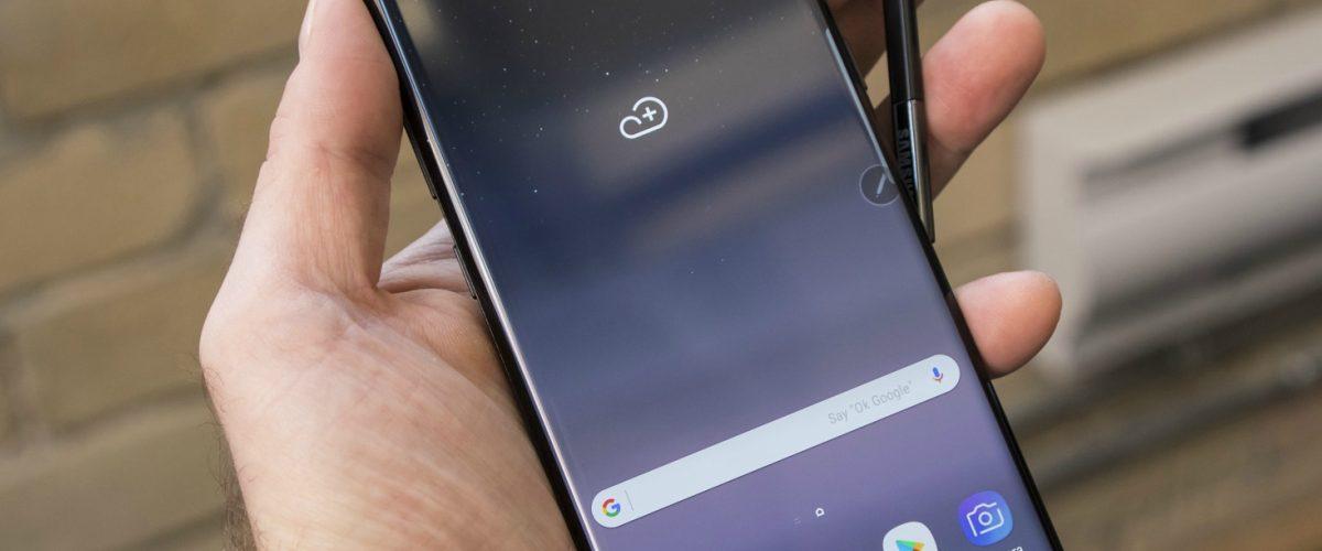 Samsung confirma problemas en la batería del Galaxy Note 8