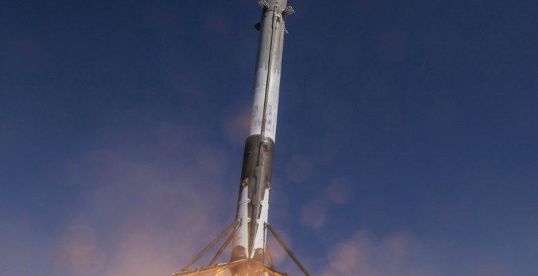 La misteriosa y quizá fallida misión Zuma de Space X