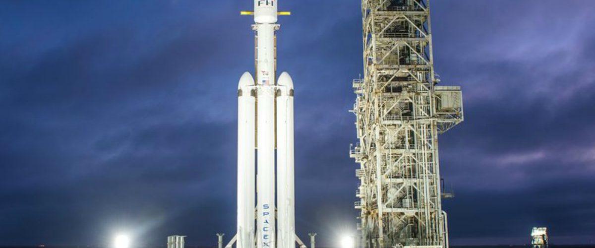 SpaceX retrasa lanzamiento del Falcon Heavy por shutdown de EU