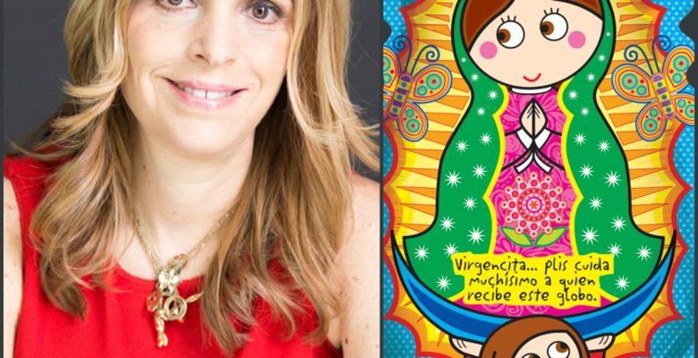 Ella es la mexicana que creó Virgencita Plis y ahora la lleva a todo el mundo