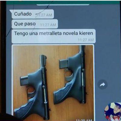 El celular que reveló cómo operan los delincuentes en México