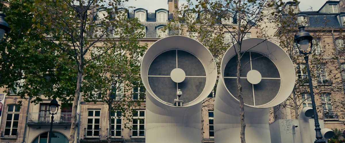 'Superventiladores', la nueva propuesta para terminar con la contaminación en la CDMX