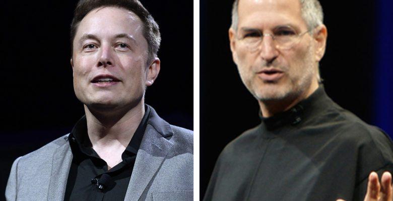 ¿En qué se parecen Elon Musk y Steve Jobs? El cofundador de Apple lo revela