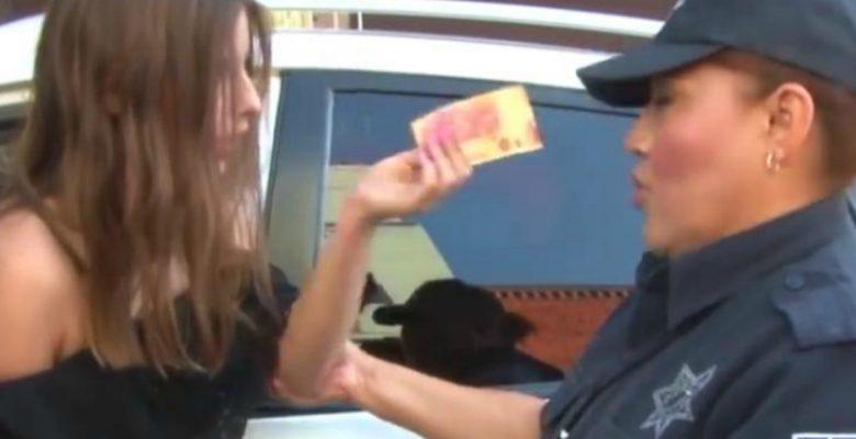 ¿Te acuerdas de Lady 100 pesos? Así luce a años del video que protagonizó