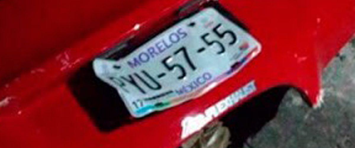 ¿Recuerdas a #LordFerrari? Así quedó su auto después de un aparatoso accidente