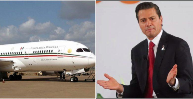 Ya hay un interesado en comprar el avión presidencial que no tiene ni Obama