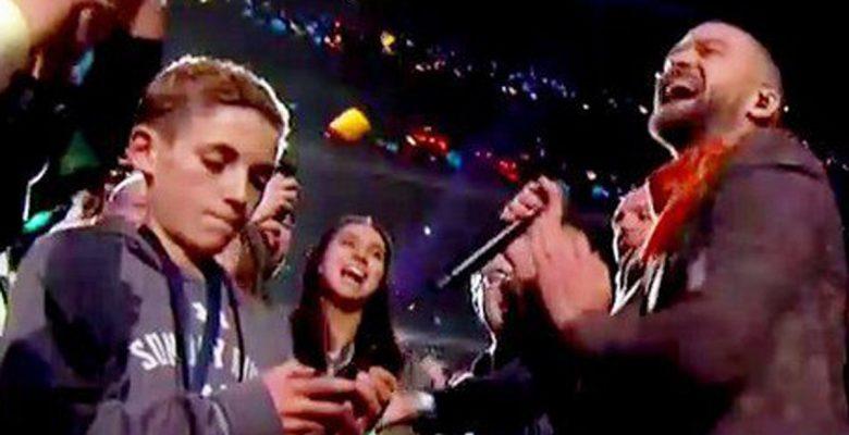 Esto es lo que el 'selfie kid' dijo sobre el momento viral del Super Bowl