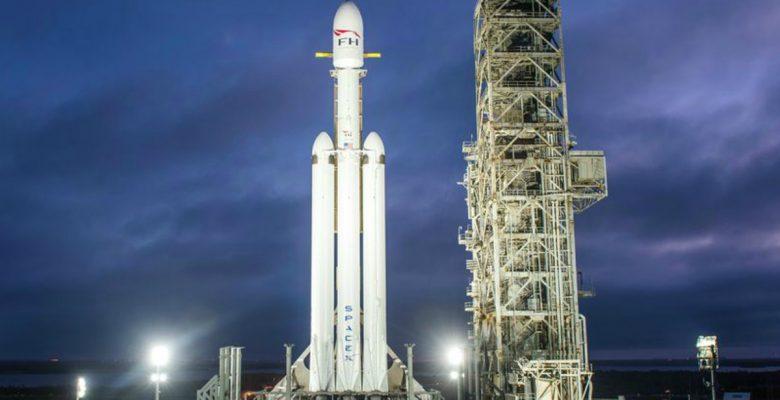 Aquí puedes ver lanzamiento del Falcon Heavy de SpaceX