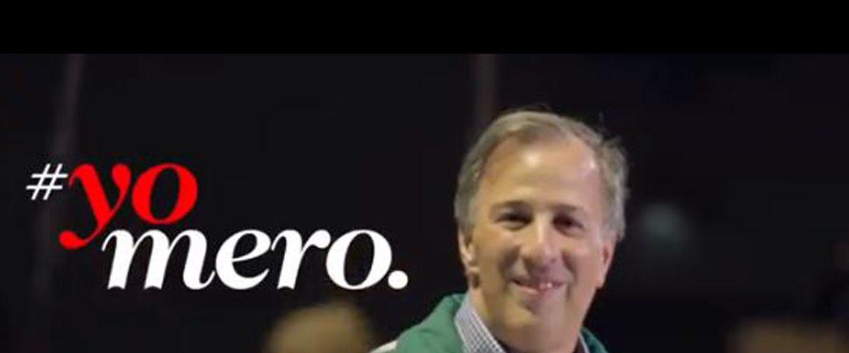 Este aspirante ya hizo suyo el #YoMero y este video lo demuestra
