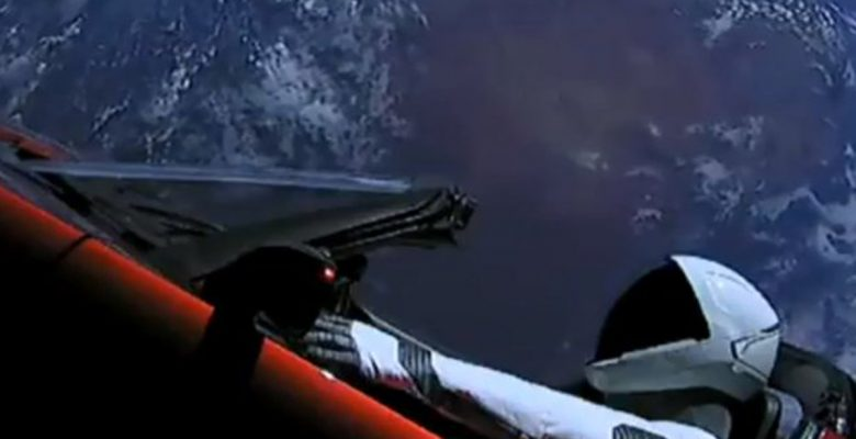 Con el lanzamiento del Falcon Heavy, Elon Musk acaba de hacer historia