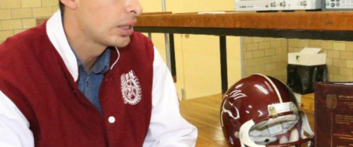 Mexicano crea dispositivo que salvará decenas de vidas de atletas