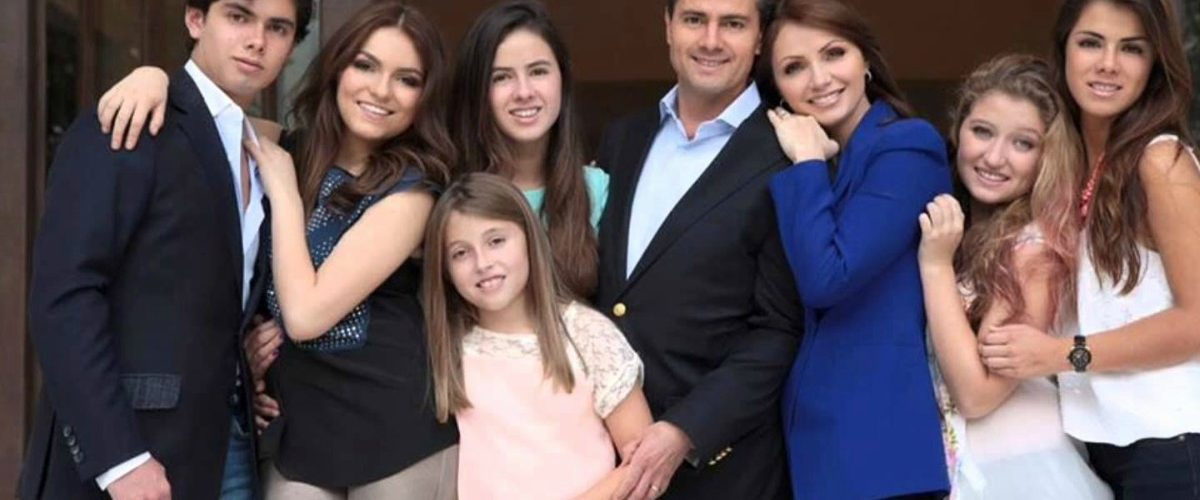 Así es como los hijos de Peña Nieto comparten (o presumen) su vida en Instagram