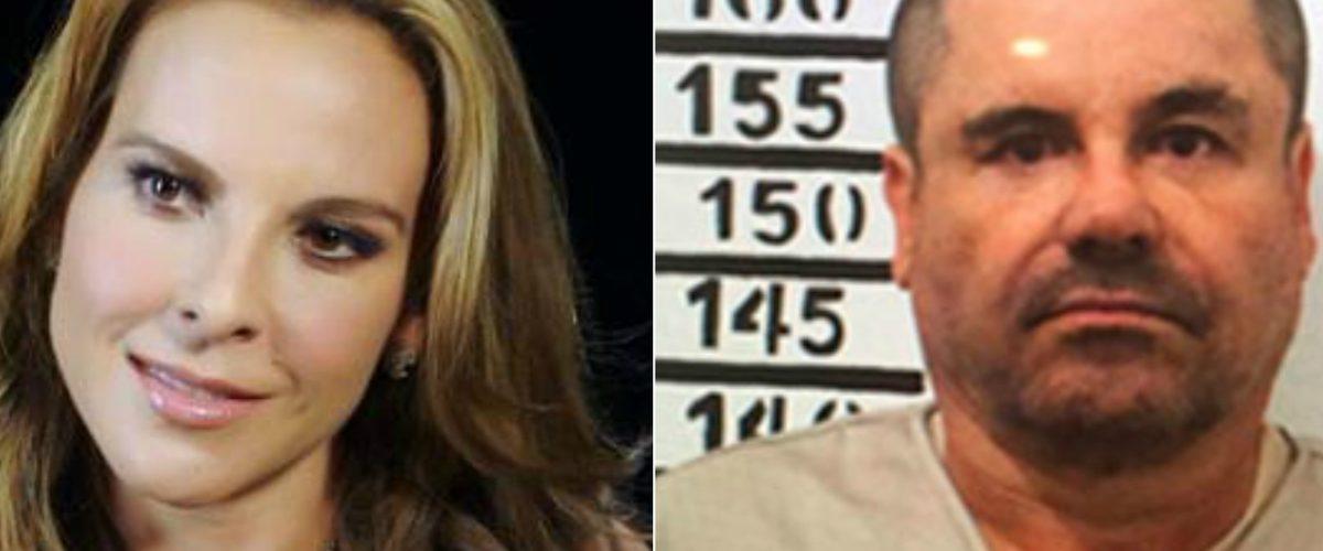 La razón por la que El Chapo le regaló una BlackBerry a Kate del Castillo