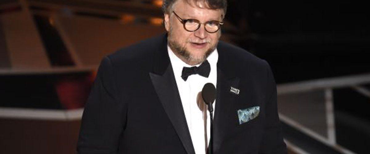 Las frases más FREGONAS que nos regaló Guillermo del Toro durante los Oscar