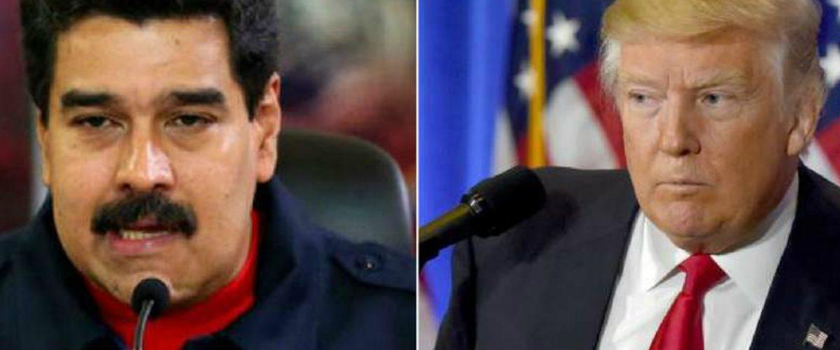 Trump prohíbe a EU comprar la criptomoneda de Venezuela y así respondió Maduro