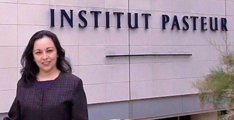 Ella es la mexicana que triunfa en el Instituto Pasteur de salud de Francia