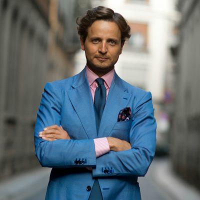 El Houdini de la sastrería italiana que está engañando a varios en México