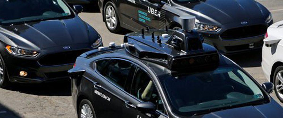 Un vehículo autónomo de Uber arrolla a mujer en Estados Unidos