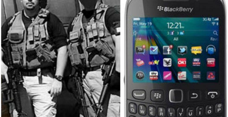 BlackBerry todavía goza de grandes usuarios: el Cártel de Sinaloa