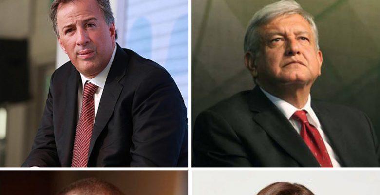 #Agárrense Los candidatos nos dan un adelanto de sus campañas en redes sociales